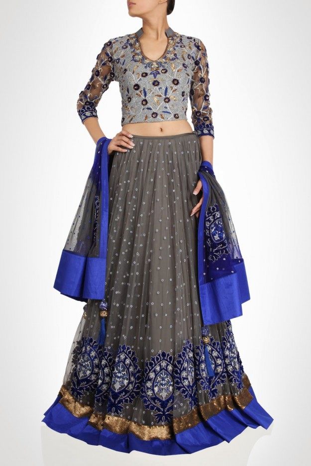 Designer-Charu-Parashar-Bridal-Frock-Lehanga-Choli-Sharara-Gharara-for-Brides-Wedding-Wear-1