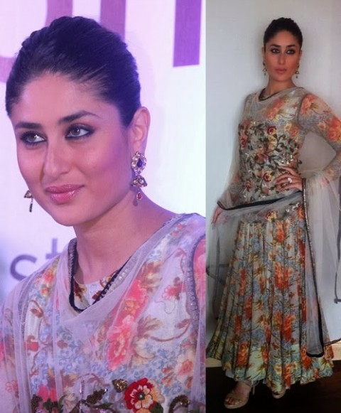 Kareena-Kapoor-in Anamika khanna anarkali suit- 1