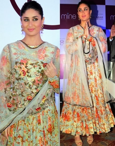 Kareena-Kapoor-in Anamika khanna anarkali suit- 4