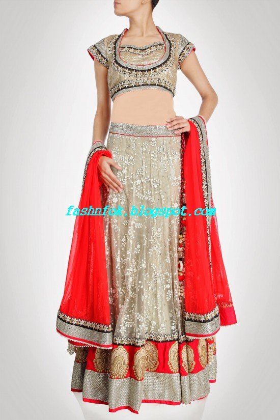 Anarkali-Bridal-Wedding-Lehenga-New-Fashion-Outfits-by-Kiran-&-Shruti-Aksh-2