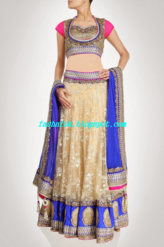 Anarkali-Bridal-Wedding-Lehenga-New-Fashion-Outfits-by-Kiran-&-Shruti-Aksh-4