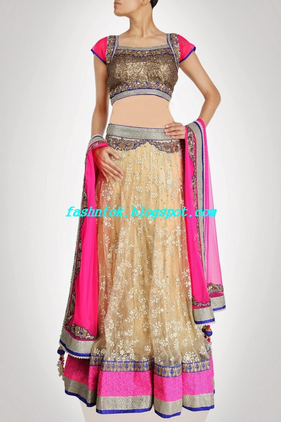 Anarkali-Bridal-Wedding-Lehenga-New-Fashion-Outfits-by-Kiran-&-Shruti-Aksh-7