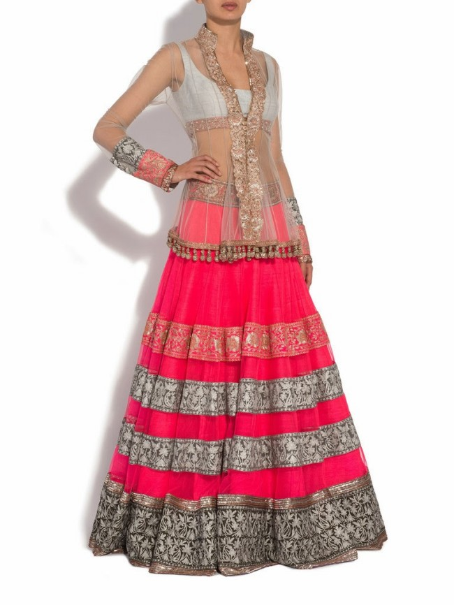 Beautiful-Cute-Bridal-Wedding-Wear-Suits-for-Girls-Womens-New-Fashion-Outfits-by-Manish-Malhotra-1