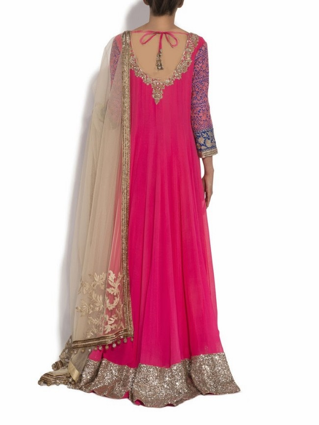 Beautiful-Cute-Bridal-Wedding-Wear-Suits-for-Girls-Womens-New-Fashion-Outfits-by-Manish-Malhotra-12