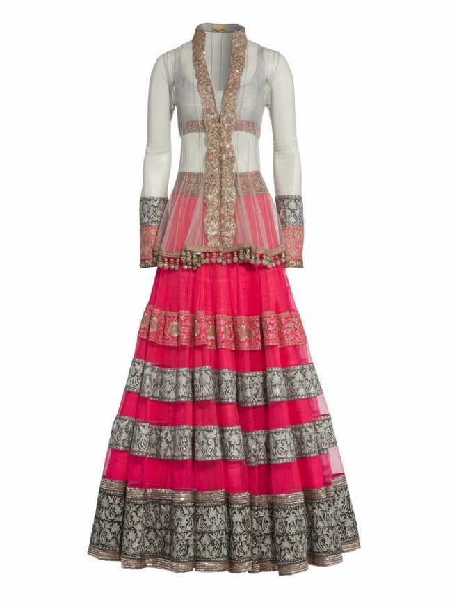 Beautiful-Cute-Bridal-Wedding-Wear-Suits-for-Girls-Womens-New-Fashion-Outfits-by-Manish-Malhotra-3