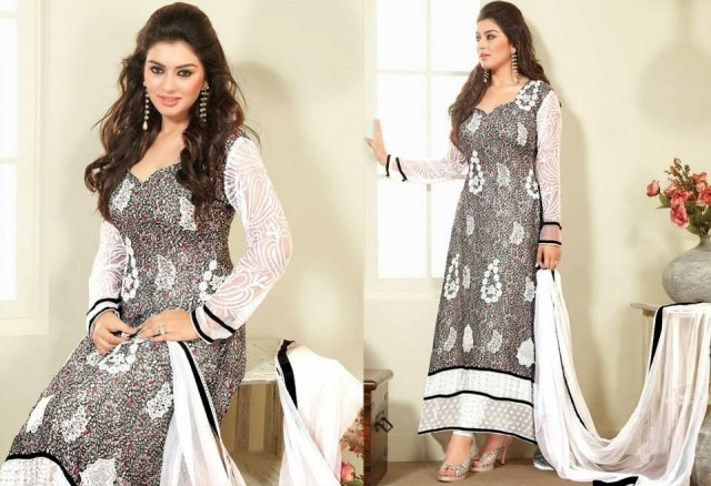 Beautiful-Girls-Wear-Indian-Salwar-Kameez-New-Fashion-Outfits-Dress-by-Straight-Cut-Trendy-Clothes-1