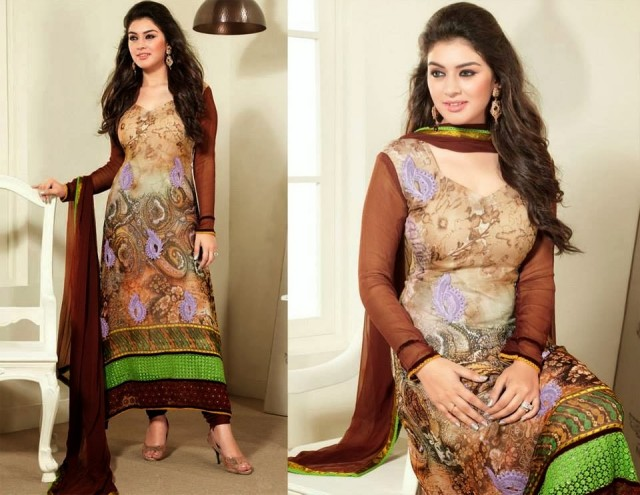 Beautiful-Girls-Wear-Indian-Salwar-Kameez-New-Fashion-Outfits-Dress-by-Straight-Cut-Trendy-Clothes-3