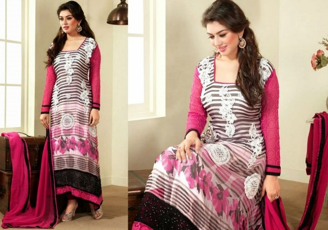 Beautiful-Girls-Wear-Indian-Salwar-Kameez-New-Fashion-Outfits-Dress-by-Straight-Cut-Trendy-Clothes-6
