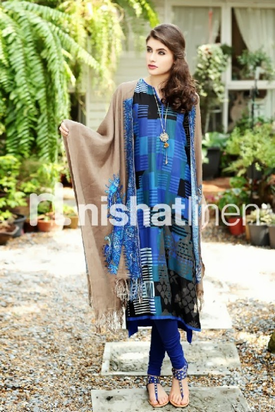 Beautiful-Girls-Wear-New-Fashion-Suits-by-Nishatlinen-PRET-Fall-Winter-Designs-VOL2-1