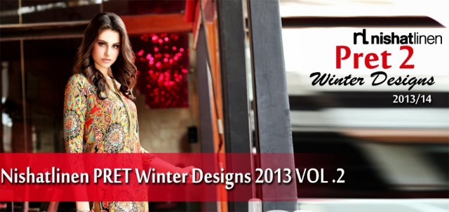 Beautiful-Girls-Wear-New-Fashion-Suits-by-Nishatlinen-PRET-Fall-Winter-Designs-VOL2-
