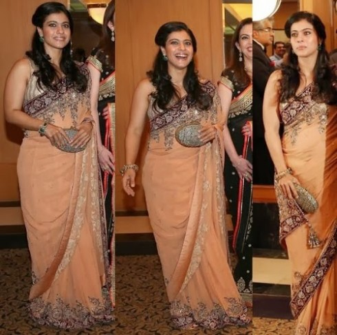 Bollywood-Indian Movies Actresses Celebrities Stars Wear Beautiful Designers Saree-Sari-2