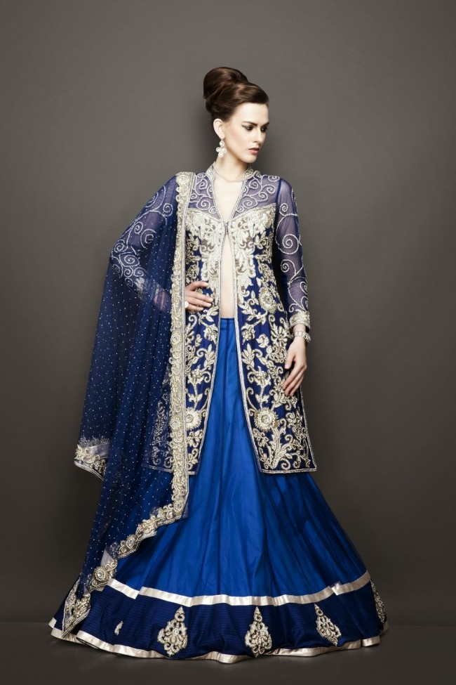 Bridesmaid-Brides-Wedding -Bridal-Gown-Lehenga-Dresses-New-Fashion-Outfits-6