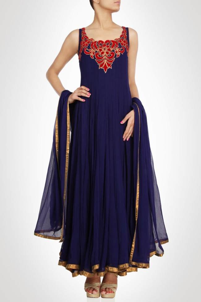 Anarkali-Long-Frock-New-Fashion-Outfits-for-Girls-by-Designer-Seema-Gujral-