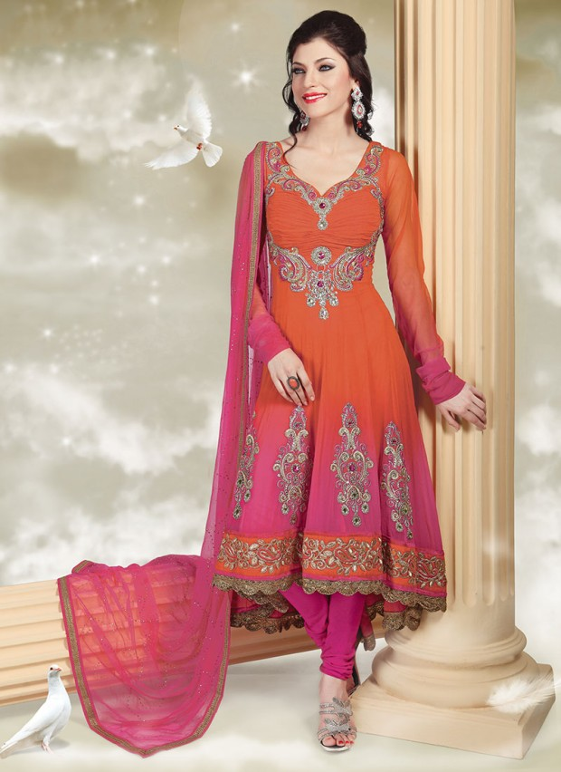 Beautiful-Girls-Party-Wear-Majestic-Indian-Anarkali-Shalwar-Kamiz-Suits-New-Fashion-Outfits-10