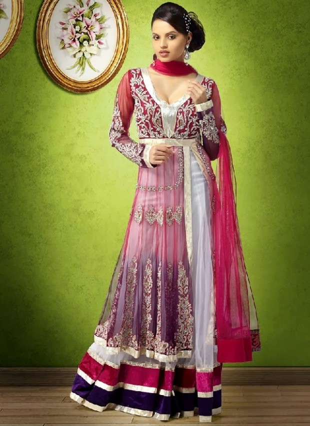 Beautiful-Girls-Party-Wear-Majestic-Indian-Anarkali-Shalwar-Kamiz-Suits-New-Fashion-Outfits-7