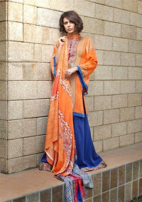 Beautiful-Girls-Women-Wear-New-Fashion-Suits-Subhata-Linen-Designer-by-Shariq-Textile-11