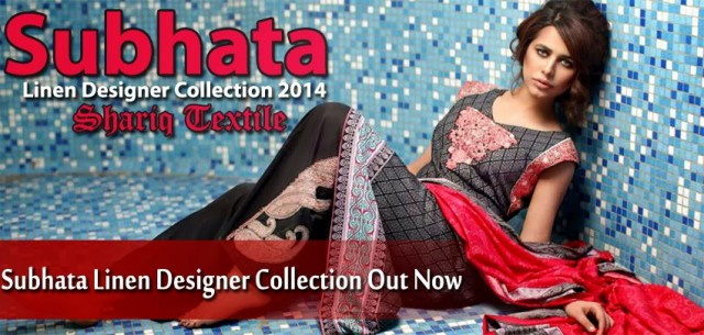 Beautiful-Girls-Women-Wear-New-Fashion-Suits-Subhata-Linen-Designer-by-Shariq-Textile-