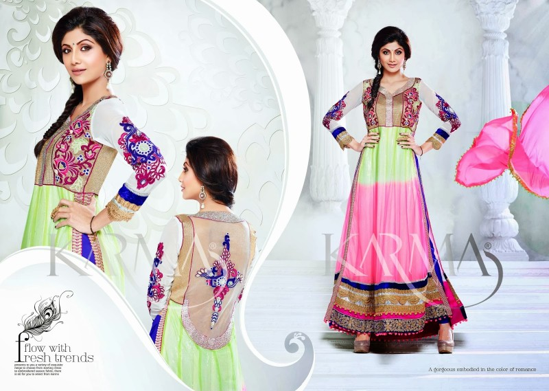Shilpa-Shetty-Bollywood-Indian-Wear-Ankle-Length-Fancy-Anarkali-Frock-New-Fashion-Dress-11