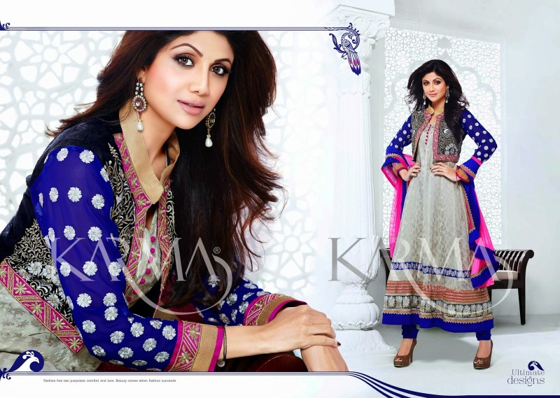 Shilpa-Shetty-Bollywood-Indian-Wear-Ankle-Length-Fancy-Anarkali-Frock-New-Fashion-Dress-3