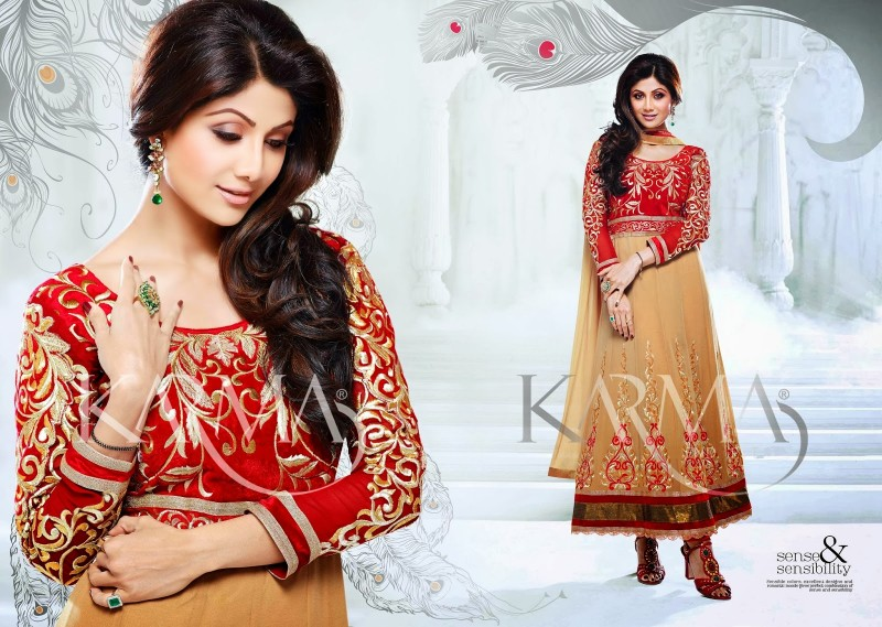 Shilpa-Shetty-Bollywood-Indian-Wear-Ankle-Length-Fancy-Anarkali-Frock-New-Fashion-Dress-6