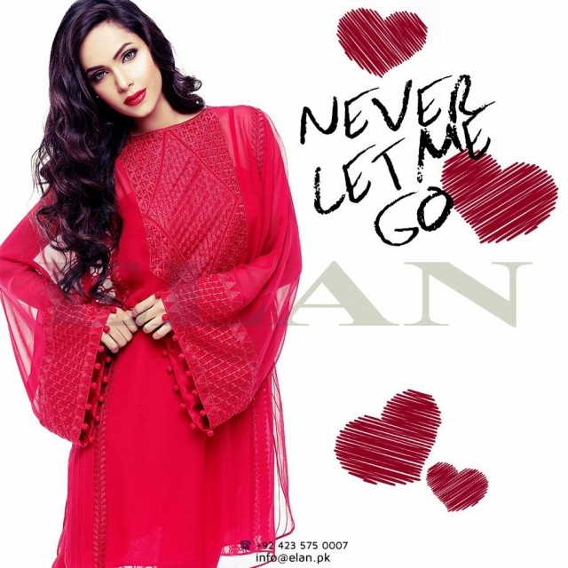 Beautiful-Girls-Wear-Valentines-Day-Romantic-Outfits-New-Fashion-Dress-by-Elan-4