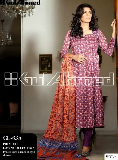 Gul-Ahmed-Spring-Summer-Lawn-Dress-Clothes-for-Beautiful-Girls-Gul-Ahmed-Magazine-Idea-Outfits-1