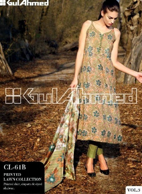Gul-Ahmed-Spring-Summer-Lawn-Dress-Clothes-for-Beautiful-Girls-Gul-Ahmed-Magazine-Idea-Outfits-3