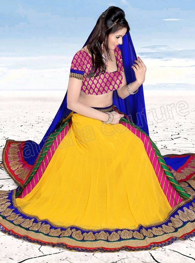 New-Stylish-Lehenga-Choli-for-Girls-Ladies-Wear-Fashion-by-Natasha-Couture-2