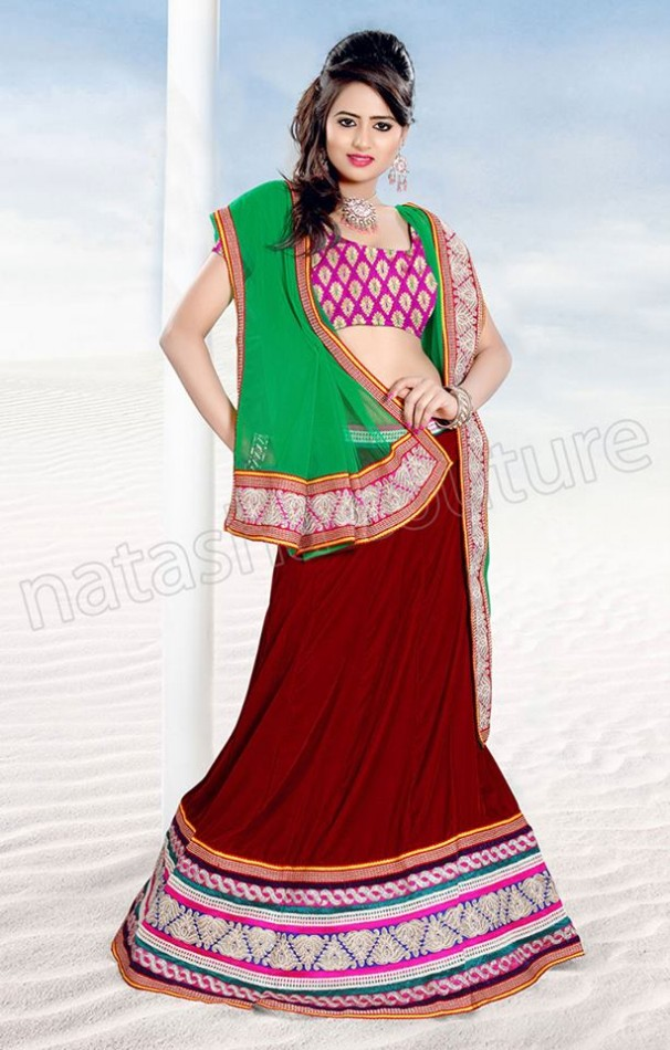 New-Stylish-Lehenga-Choli-for-Girls-Ladies-Wear-Fashion-by-Natasha-Couture-9