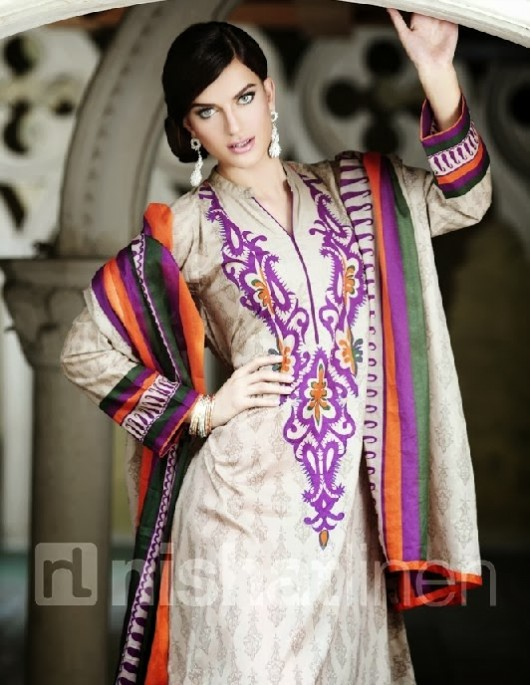 Nisha-Girls-Women-Wear-Beautiful-New-Fashion-Clothes-by-NishatLinen-Summer-Spring-Dress-14