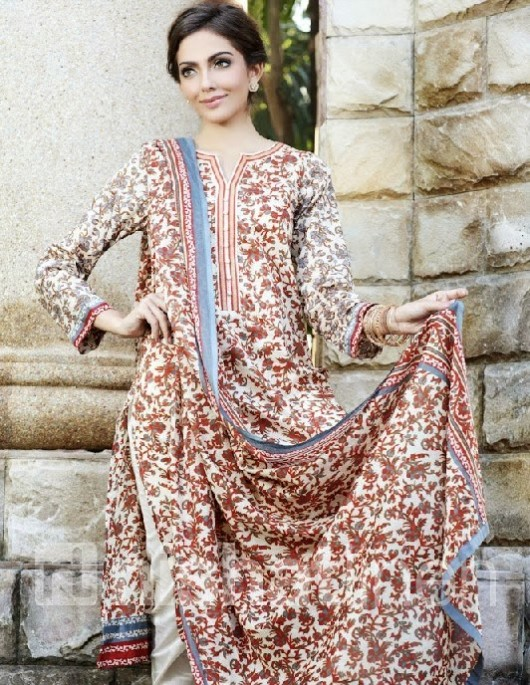 Nisha-Girls-Women-Wear-Beautiful-New-Fashion-Clothes-by-NishatLinen-Summer-Spring-Dress-21