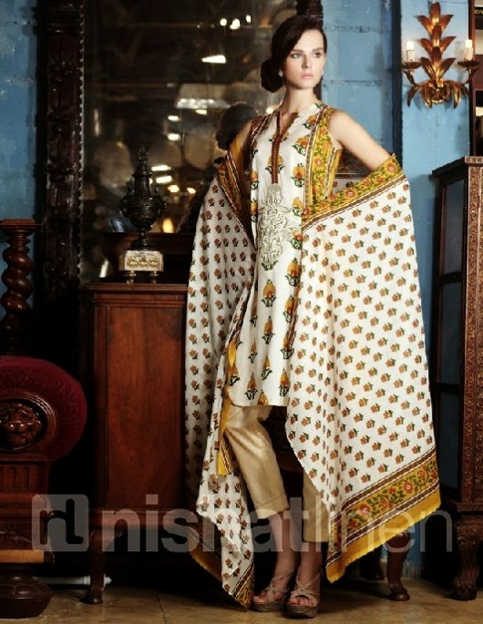Nisha-Girls-Women-Wear-Beautiful-New-Fashion-Clothes-by-NishatLinen-Summer-Spring-Dress-7