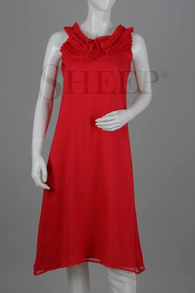 Valentines-Day-Beautiful-Dress-for-Girl-Womens-New-Fashion-by-Sheep-3