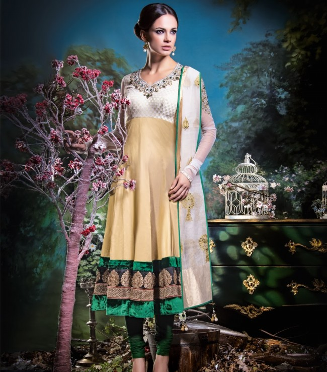 Wedding-Bridal-Occasional-Wear-Lehenga-Choli-Dress-Anarkali-Frock-New-Fashion-Outfits-9
