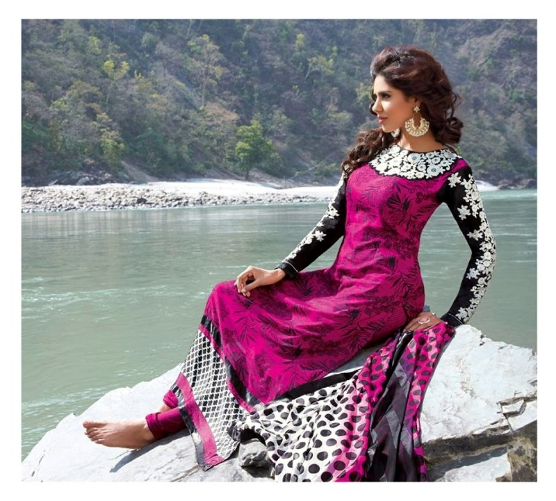 Womens-Girl-New-Fashion-Designer-Salwar-Kameez-Suits-Embroidered-Long-Shirt-Designs-Dress-1