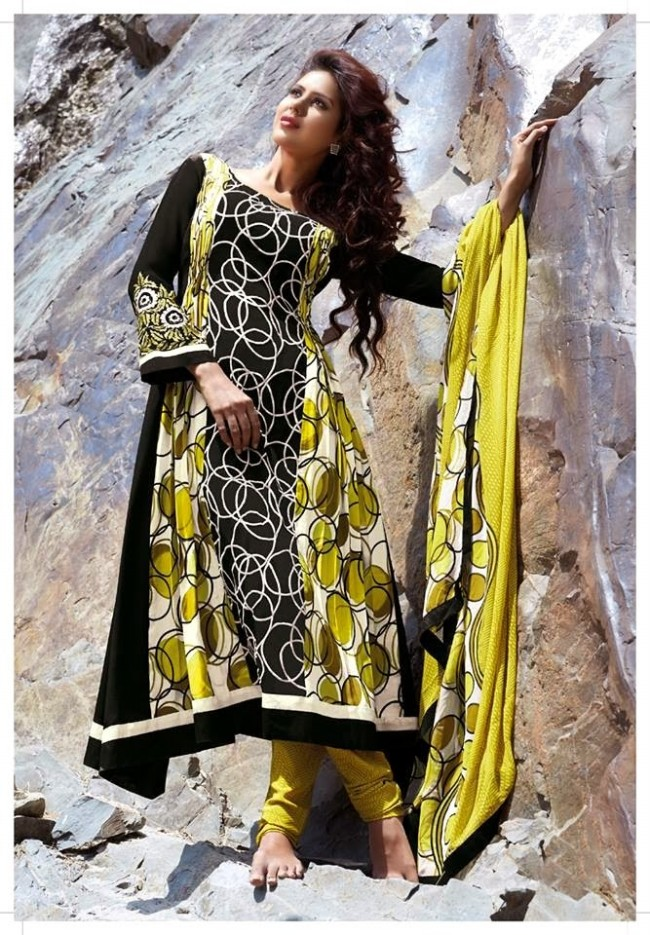 Womens-Girl-New-Fashion-Designer-Salwar-Kameez-Suits-Embroidered-Long-Shirt-Designs-Dress-6