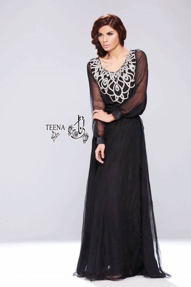 Womens-Girl-New-Fashion-Summer-Spring-Casual-Formal-Party-Wear-Suits-Teena-by-Hina-Butt-4
