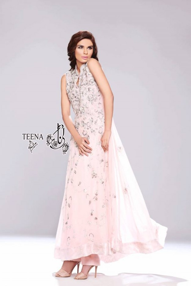 Womens-Girl-New-Fashion-Summer-Spring-Casual-Formal-Party-Wear-Suits-Teena-by-Hina-Butt-8