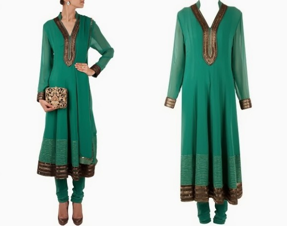 Bollywood-Indian-Fashion-Designers-New-Outfits-Suits-for-Girls-Women-Dress-2