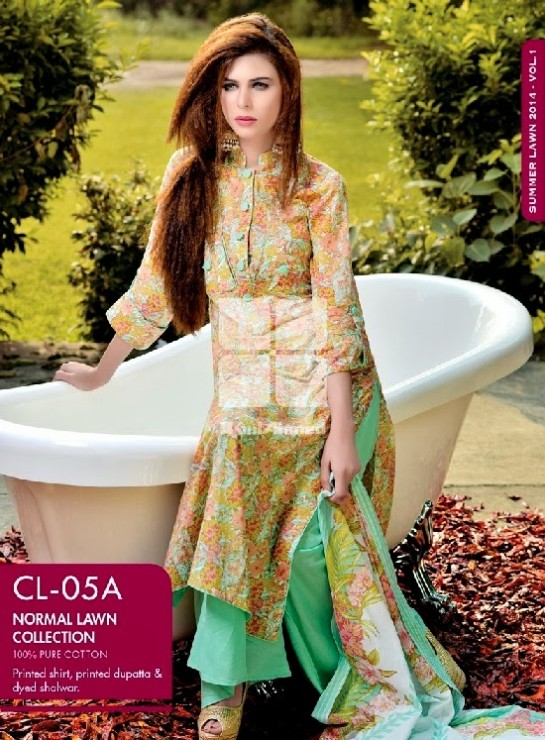 Girls-Wear-Summer-Dress-Chunri-Prints-Block-Prints-Embroidered-Single-Lawn-New-Fashion-Suits-by-Gul-Ahmed-10