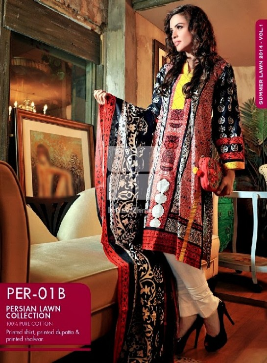 Girls-Wear-Summer-Dress-Chunri-Prints-Block-Prints-Embroidered-Single-Lawn-New-Fashion-Suits-by-Gul-Ahmed-19