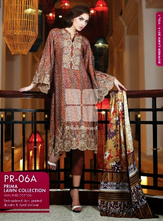 Girls-Wear-Summer-Dress-Chunri-Prints-Block-Prints-Embroidered-Single-Lawn-New-Fashion-Suits-by-Gul-Ahmed-24