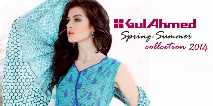 Girls-Wear-Summer-Dress-Chunri-Prints-Block-Prints-Embroidered-Single-Lawn-New-Fashion-Suits-by-Gul-Ahmed-