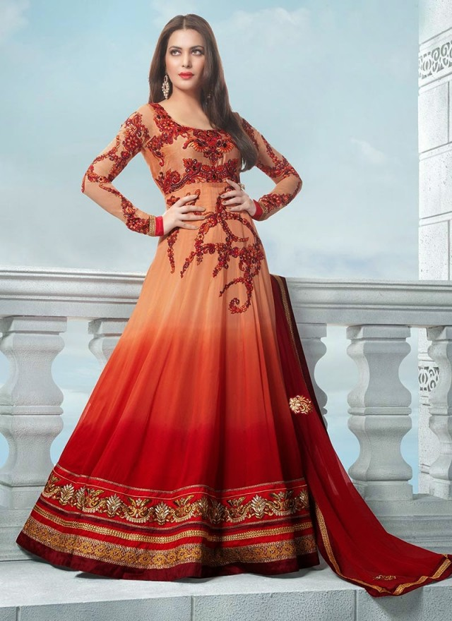 Fashion Mag Bollywood Indian Designers Floor Length