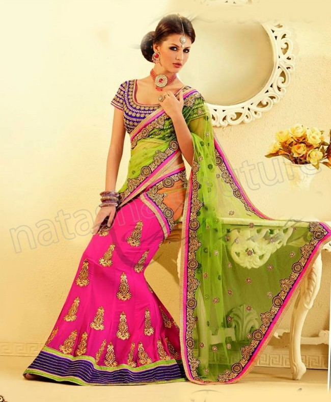 New-Fashion-Outfits-Bridals-Wedding-Brides-Wear-Lehenga-Choli-Sarees-Dress-by-Natasha-Couture-1