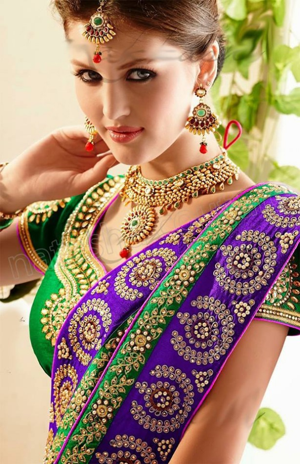 New-Fashion-Outfits-Bridals-Wedding-Brides-Wear-Lehenga-Choli-Sarees-Dress-by-Natasha-Couture-10
