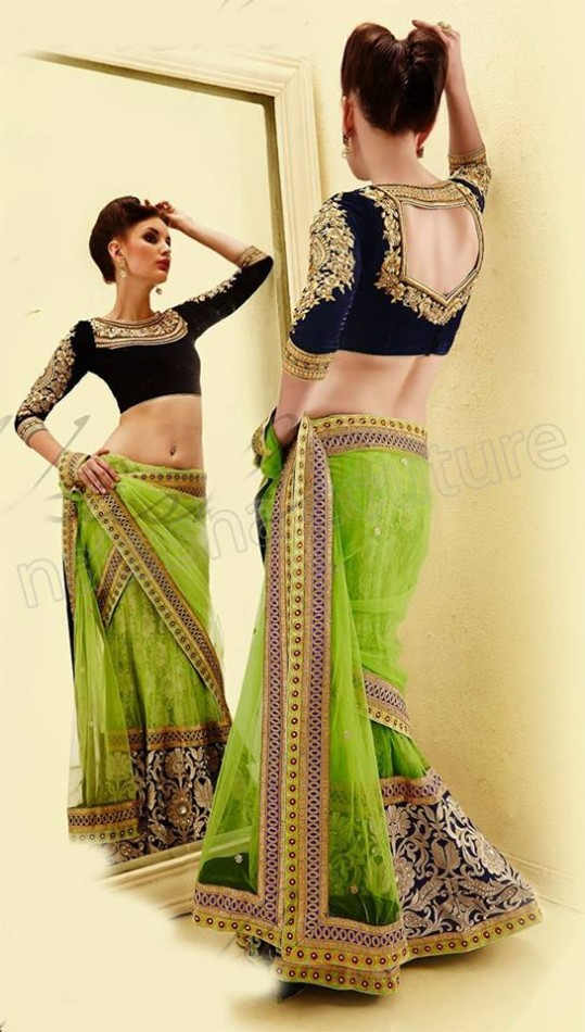 New-Fashion-Outfits-Bridals-Wedding-Brides-Wear-Lehenga-Choli-Sarees-Dress-by-Natasha-Couture-18