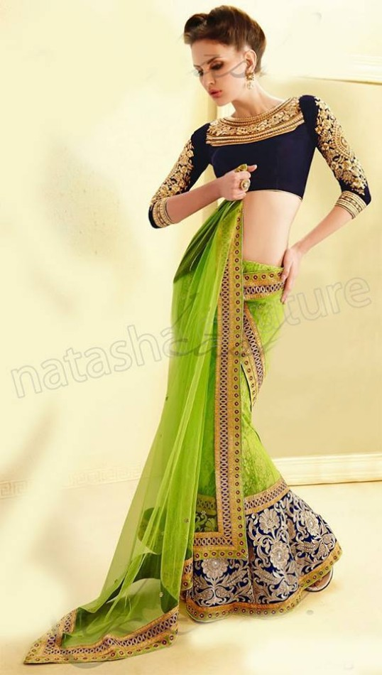 New-Fashion-Outfits-Bridals-Wedding-Brides-Wear-Lehenga-Choli-Sarees-Dress-by-Natasha-Couture-19