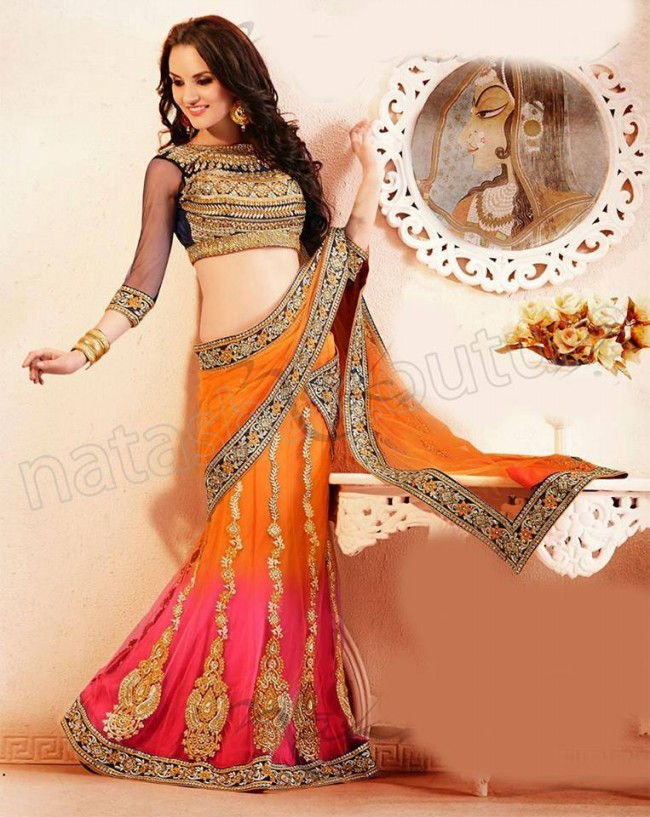 New-Fashion-Outfits-Bridals-Wedding-Brides-Wear-Lehenga-Choli-Sarees-Dress-by-Natasha-Couture-2
