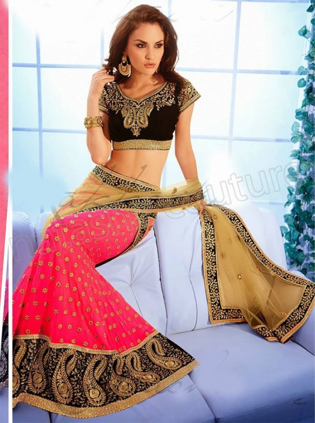 New-Fashion-Outfits-Bridals-Wedding-Brides-Wear-Lehenga-Choli-Sarees-Dress-by-Natasha-Couture-3